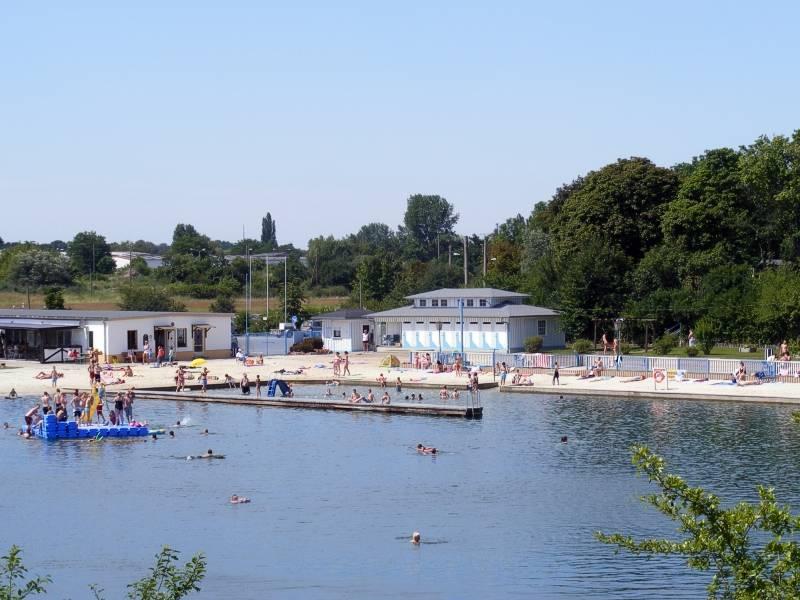 Staßfurt Schwimmbad strandsolbad