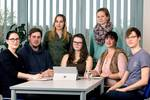Azubiteam Besprechung [(c): Förderverein für regionale Entwicklung e.V.]