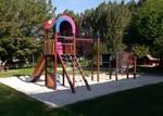Kindertageseinrichtung 'Leopoldshaller Spatzennest' Spielplatz