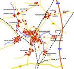 Verkehrsinfrastruktur Stadt Staßfurt