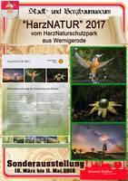 Plakat HarzNATUR