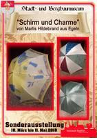 Plakat - Schirm und Charme