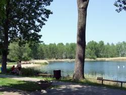 Badeanstalt Albertinesee