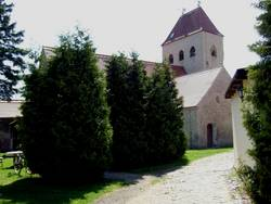Kirche in Üllnitz