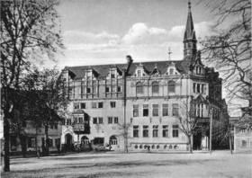 Station 6 - ehemaliges Rathaus