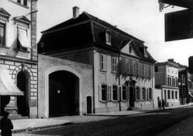 Station 11 - Hackesches Haus