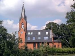 Pension in der Kirche