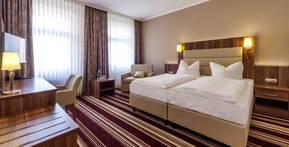 Zimmer im Hotel Burgas