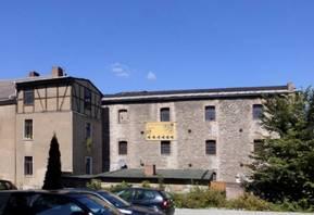 Gebäudekomplex ehemalige Mühle Rebentisch