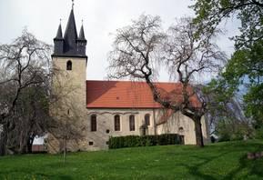 Kirche in Brumby