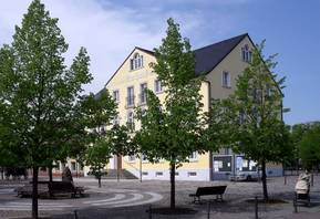 ehemaliges Rathaus in Förderstedt