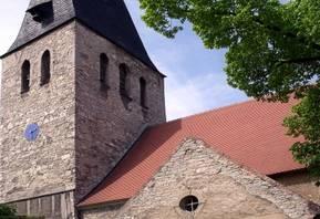 Kirche in Förderstedt