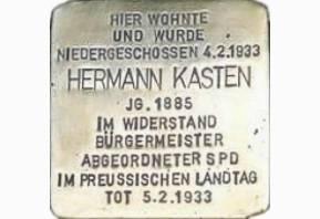 Stolperstein