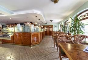 Café im Hotel Burgas [(c) Hotel Burgas]