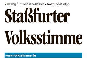 Staßfurter Volksstimme [(c) Staßfurter Volksstimme]