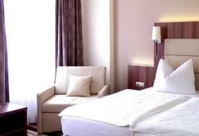 Bett [(c) Hotel Burgas]