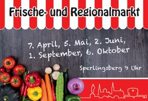 Frische- und Regionalmarkt