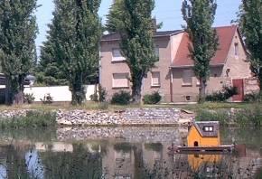 Teich in Neundorf