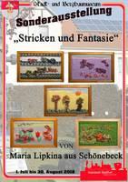 Plakat - Stricken und Fantasie