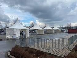 Betreuung von Testzentren im Salzlandkreis