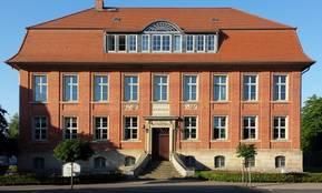 Rathaus der Stadt Staßfurt