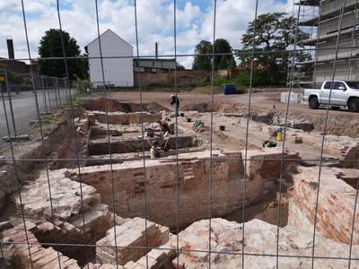 Archaeologische Ausgrabungen
