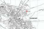 Lageplan - Teilfläche im Gewerbegebiet Nord-Ost