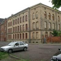 Bestandsgebäude der Ludwig Uhland Schule