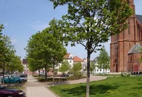 Kirche St. Petri auf dem Königsplatz