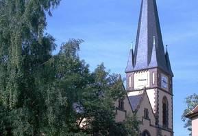 Kirche in Neundorf