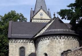 Kirche in Rathmannsdorf