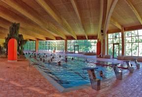 Erlebnisbad im Salzland Center
