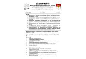 Salzlandbote