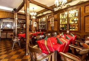Restaurant im Hotel Burgas [(c) Hotel Burgas]