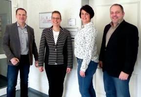 Beraterteam in Staßfurt