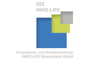 Logo - IGZ INNO-LIFE Schönebeck GmbH