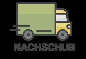 Logo Umfrage Nachschub