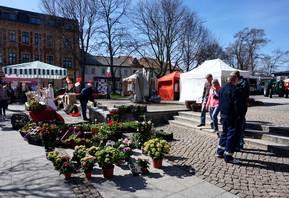 Frische- und Regionalmarkt - April 2018
