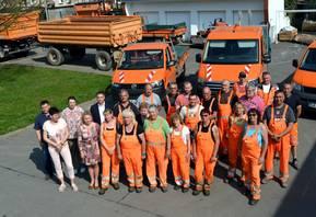 Stadtpflegebetrieb der Stadt Staßfurt