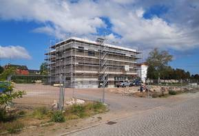 Neubau Bibliothek / Archiv